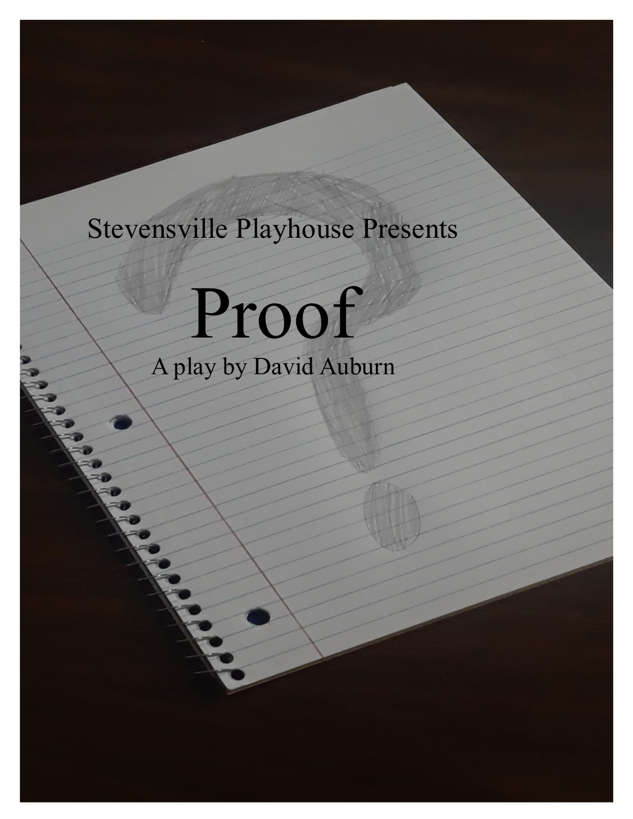 Plan Proof Poster